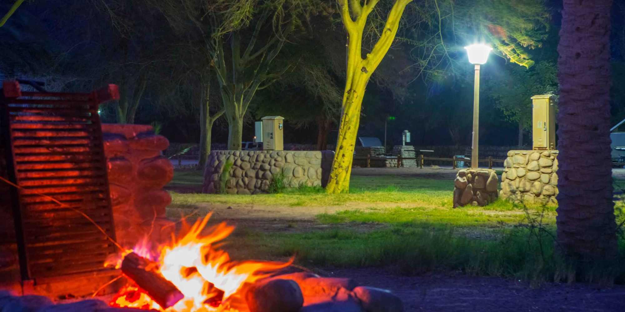Ai Ais Camp site 09 © NWR 2018