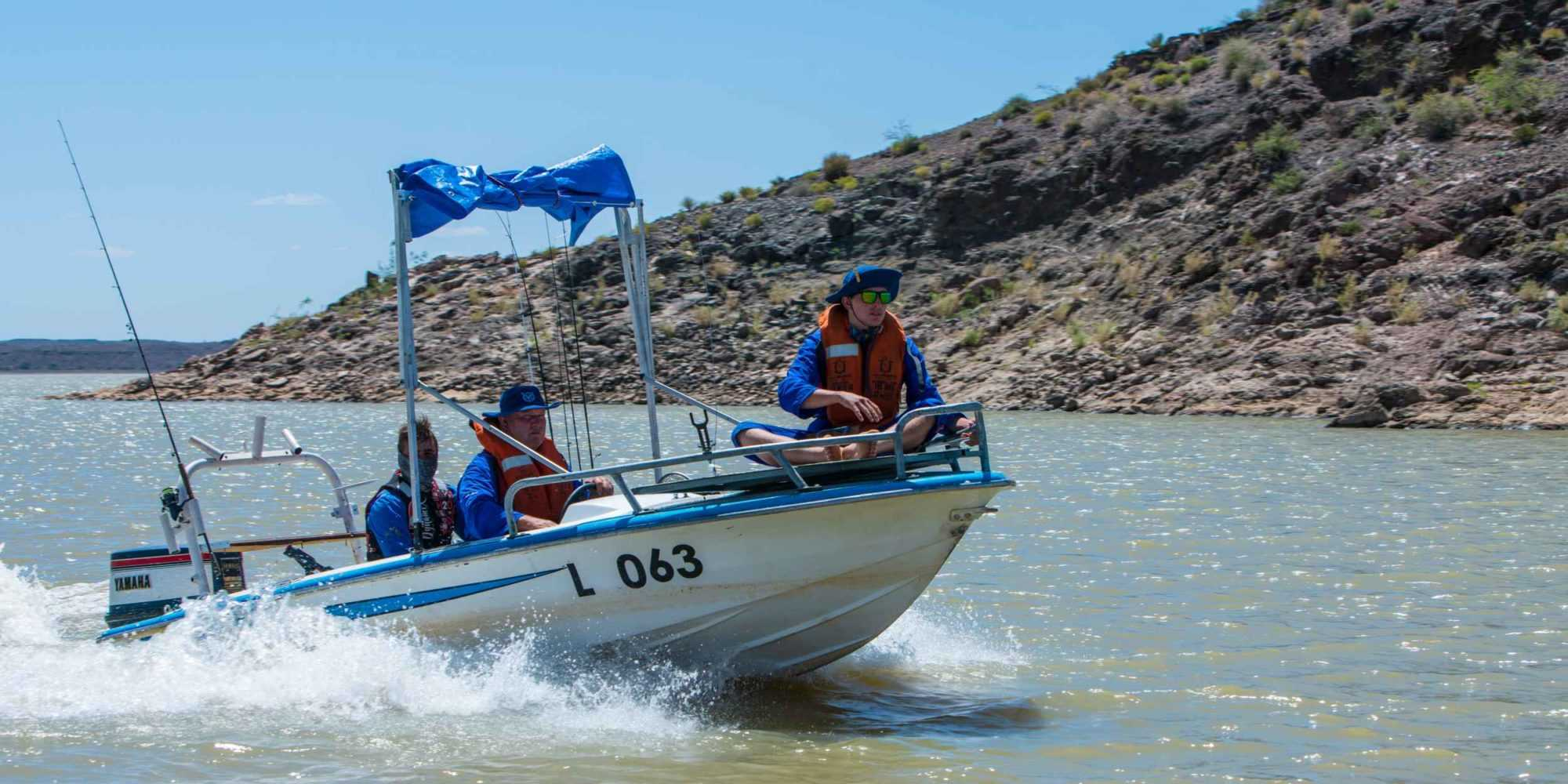 Hardap Boating 03 © NWR 2018