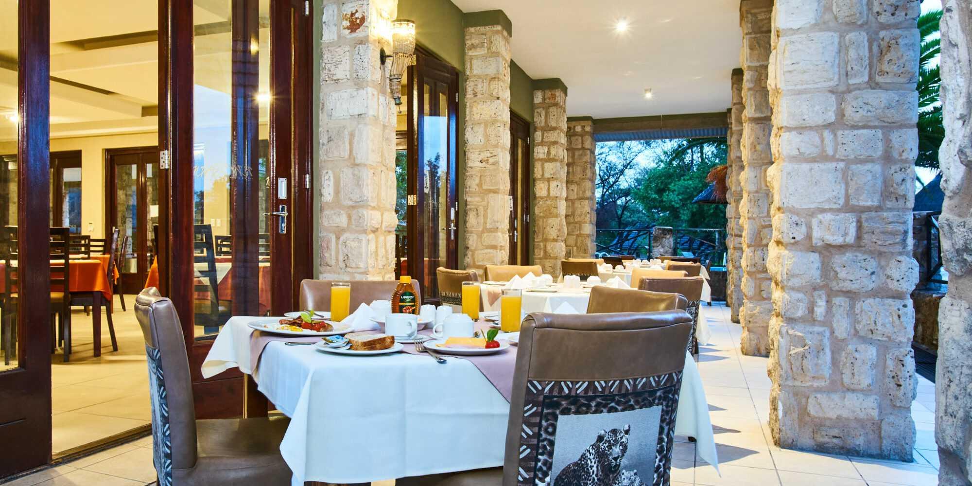 NWR Okaukuejo Camp Restaurant 057