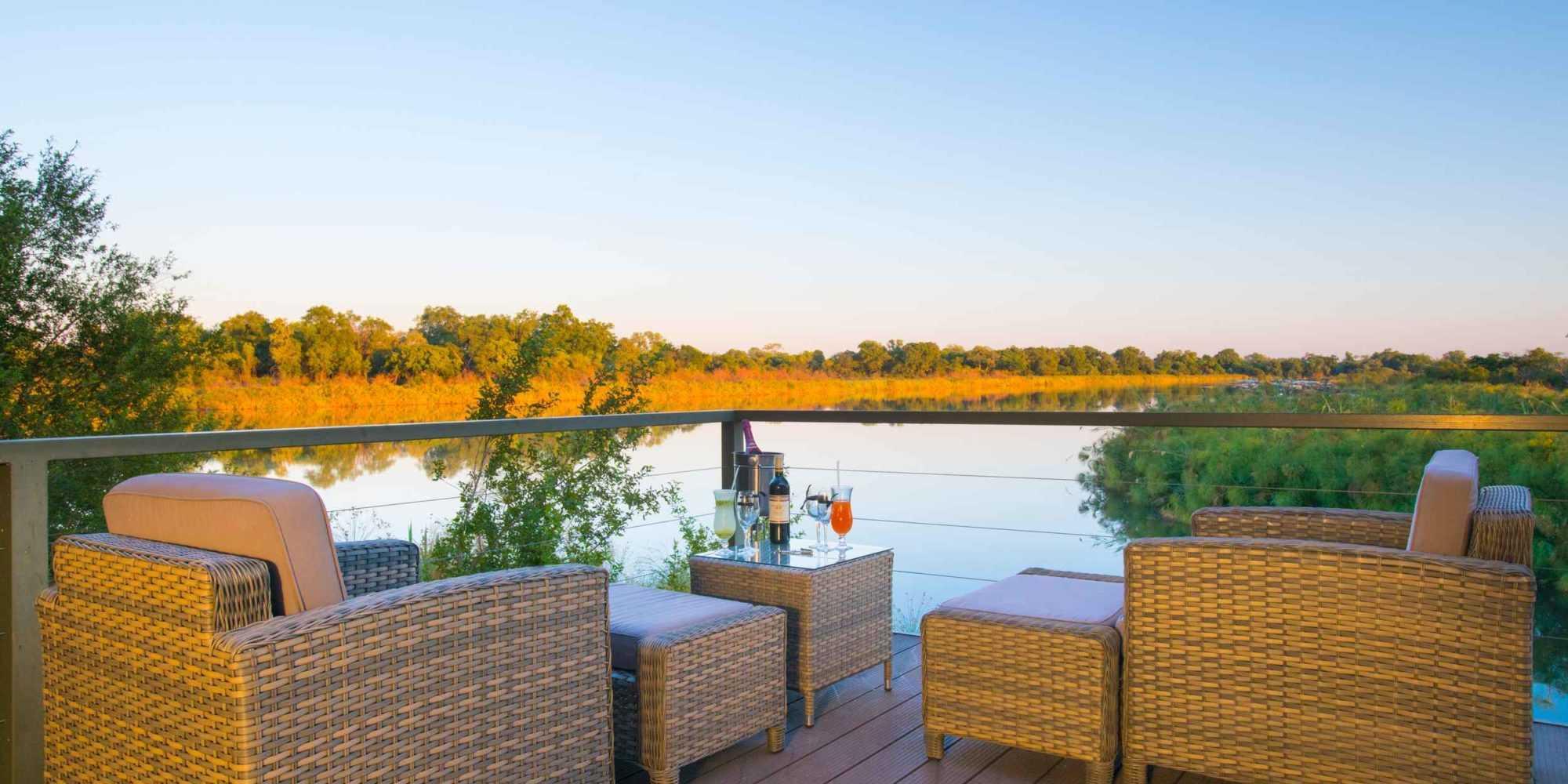 Popa Falls Luxury River Cabins 26