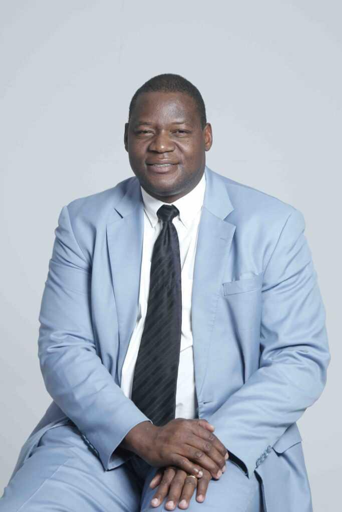 Dr Matthias Ngwangwama - Managing Director