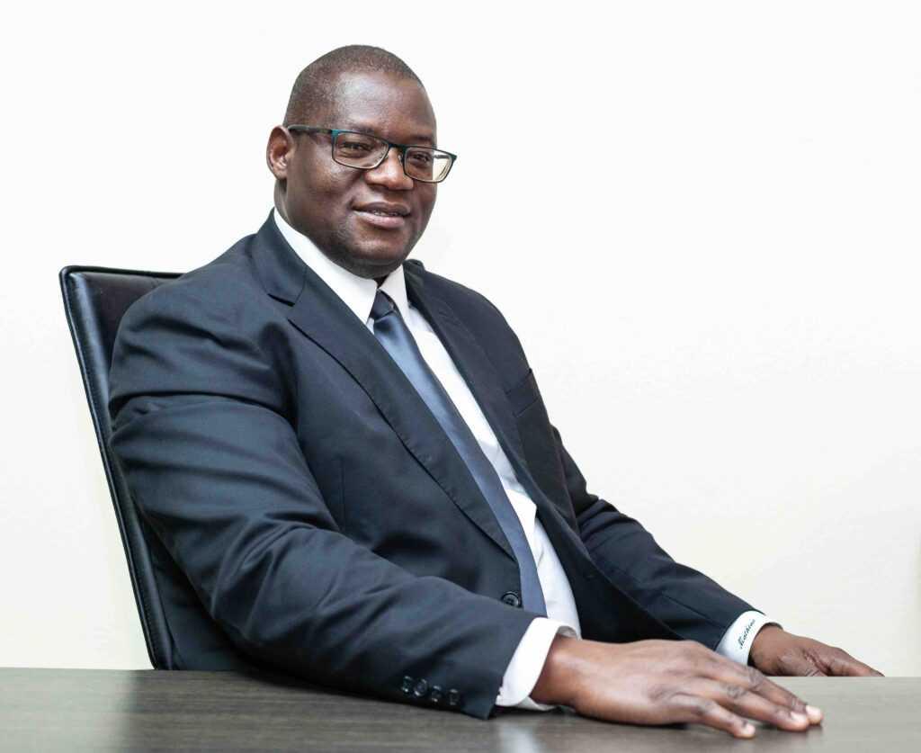 Dr Matthias Ngwangwama - NWR Managing Director
