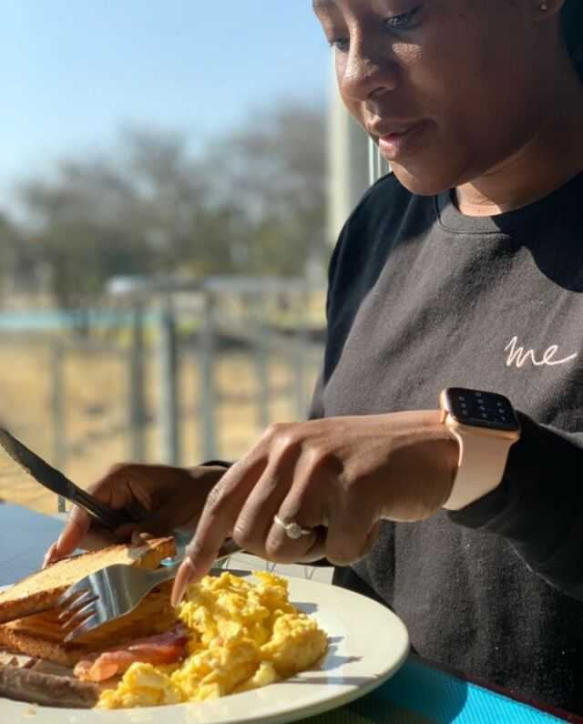 """""""I hate waking up and leaving the white sheets at Gross Barmen, but a good breakfast will always get me out!"""" @tjunak Fresh comfy sheets and delicious breakfast await you at all of the NWR Resorts! 😁 #NWRMemories #TravelWithNWR #Namibia #Africa #travelafrica #travel #tourist #NWR #instatravel #NWRMoments"""